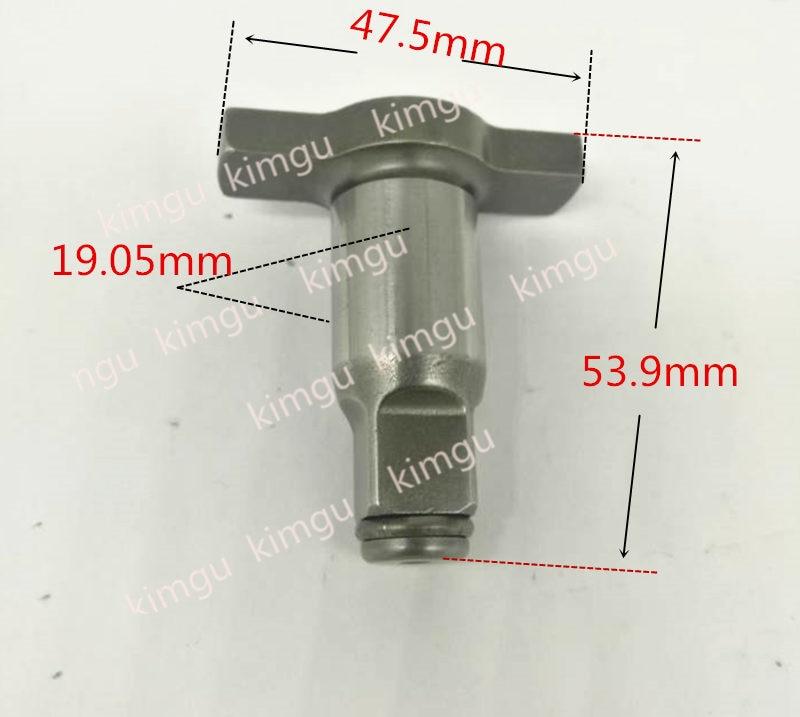 ANVIL ASSEMBLY HOG RING N415875 For Dewalt DCF899H DCF899HB