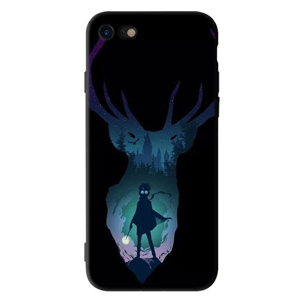 always Harry potter for Apple iPhone 6 6s 7 8 Plus 6Plus Soft Silicone Black phone Cases for iPhone 6 6s 7 8 Plus X Cases Capa
