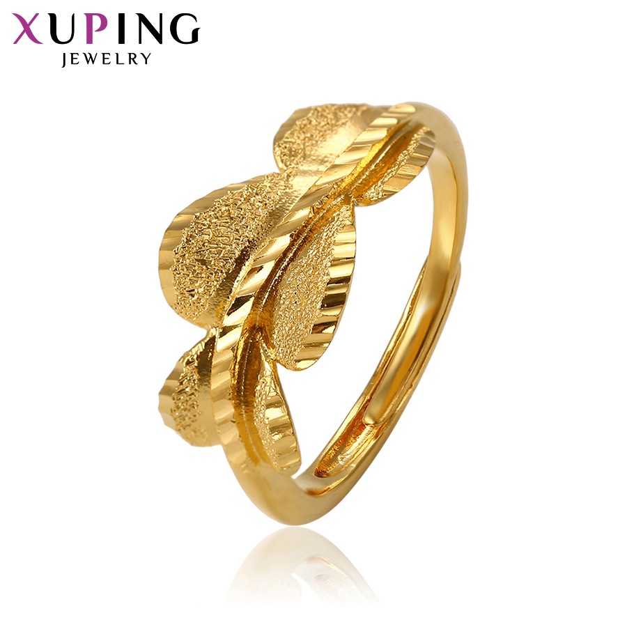 Fashion Unique Design Gold Plated Ring for Women Wedding Colorful Zircon Jewelry