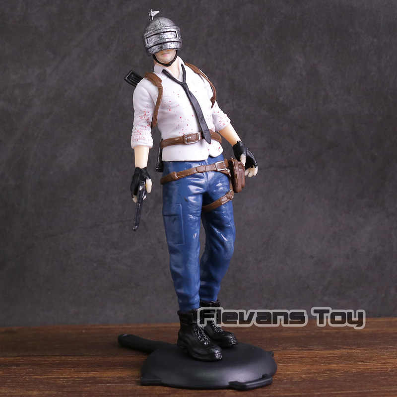 Hot Game PUBG Playerunknown's BattleGrounds PVC Action Figure Collectible  Model Toy
