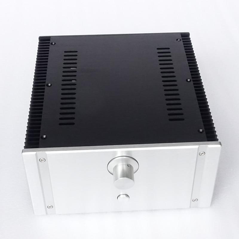 2412C Full Aluminum Enclosure / mini AMP case/power amplifier box/ chassis DIY amp