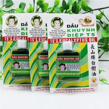 Vietnam Tiger Balm oil whiten tree oil For Cold Headache Stomachache Dizziness Heat Stroke Insect Stings Essential Balm 24ml/pcs цены