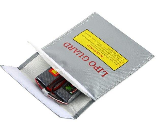 LiPo RC Battery Safe Guard bag Charging Sack save pack 18cm x 23cm
