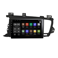 Android 9.1 Car DVD Player Radio GPS Navigation System stereo For Kia K5 2011 2012 2013 with Bluethooth Wifi 3G