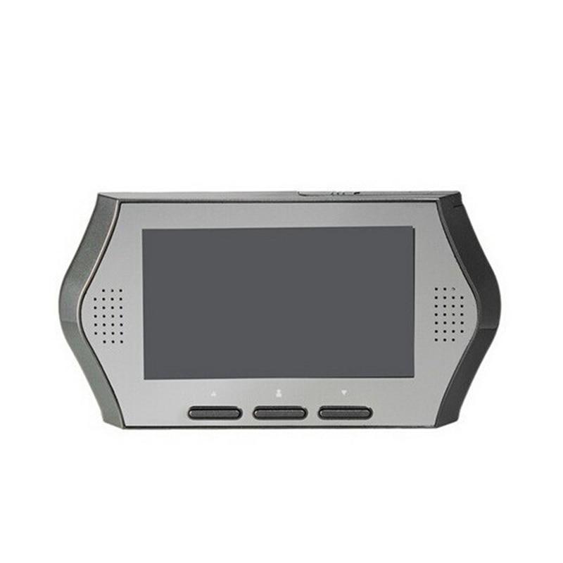 2017 Doorbell Video-Eye Peephole PIR Motion Detection 4.3inch LCD 0.3 Megapixels Camera IR Night Vision 32 Rings Max 32G Russian