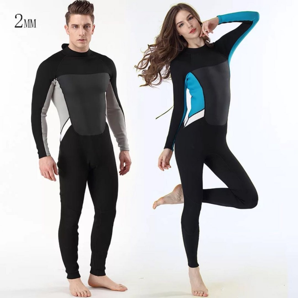 Diving suit 2mm Women and Mens  Neoprene Wetsuit Surf Surfing Suit Warm Waterproof Diving Suit Size S-XXL free shipping costDiving suit 2mm Women and Mens  Neoprene Wetsuit Surf Surfing Suit Warm Waterproof Diving Suit Size S-XXL free shipping cost