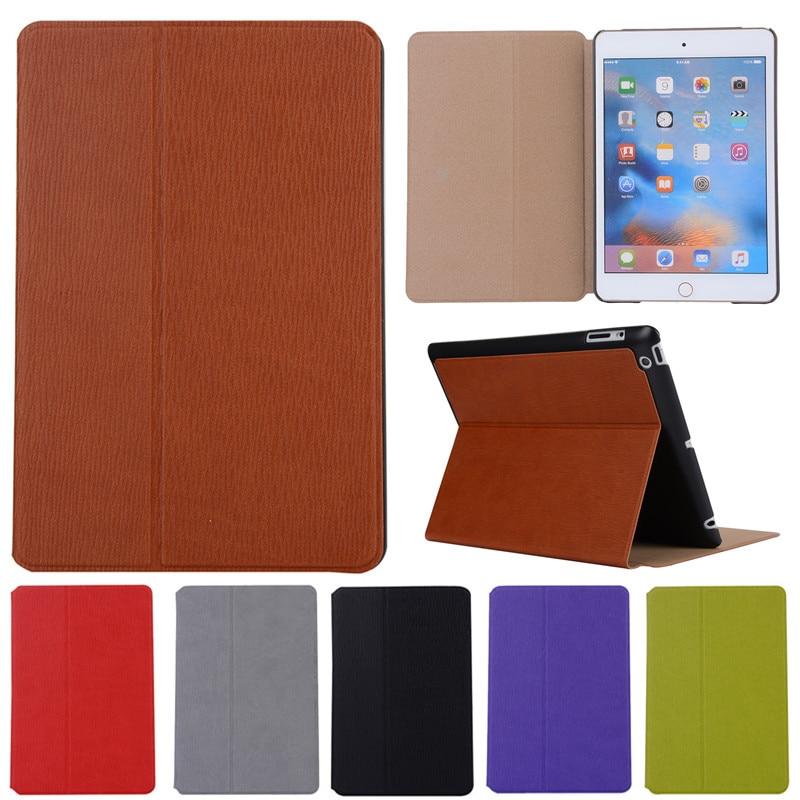 цена Book Leather Case for iPad 2 3 4 Tablets Accessories Business Cover for apple ipad2 ipad3 ipad4 PU Stand Cases Fashion Retro онлайн в 2017 году