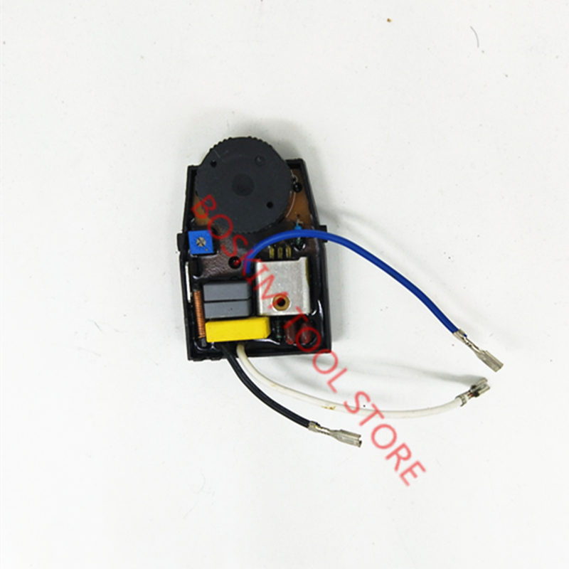 Speed Governor Switch 220-240V For BOSCH GWS6-100E GWS6-115E 1607233124 1 607 233 124 Angle Grinder