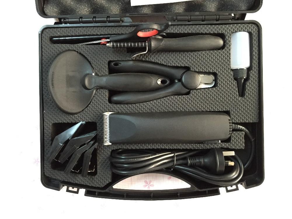 10pcs / set 45W 2-скоростен Съвместим с A5 Series леза за подстригване