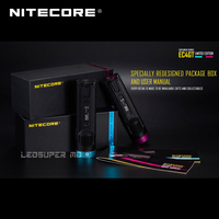 Factory Price Explorer Series Nitecore EC4GT LIMITED EDITION LED Handheld Searchlight Flashlight with 475 M Far Throw