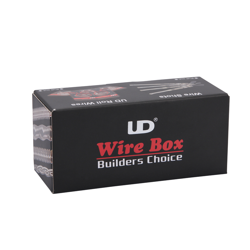 Original Youde UD Wire Box with 6 kinds of wires SS316L/Ni200 ...