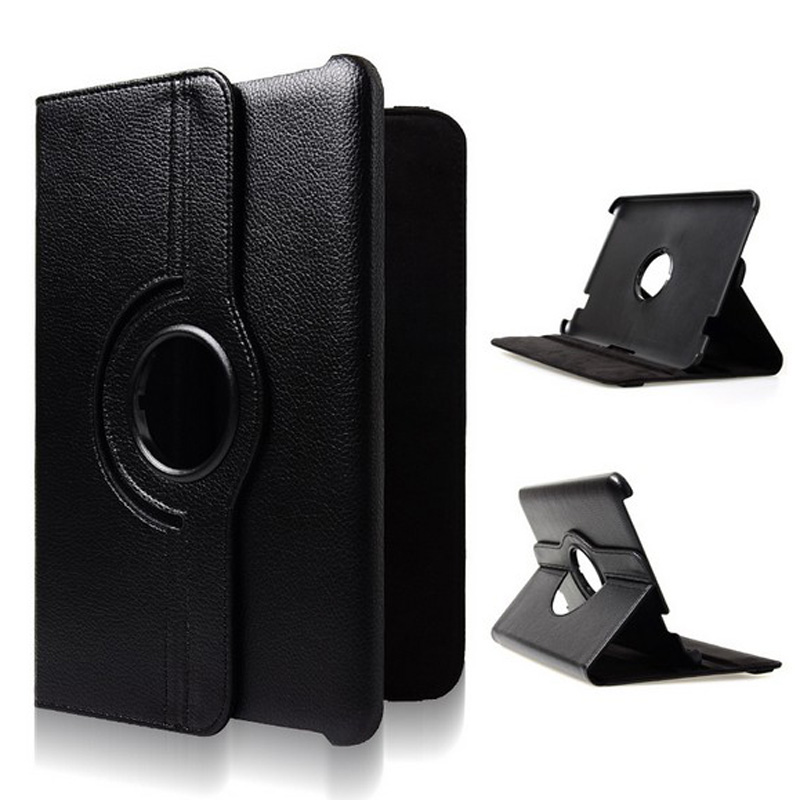 New Rotating 360 Degree Luxury Folio Stand Rotary Leather Case Protective Cover For Amazon Kindle Fire HD 8.9 2012 8.9 Tablet rotatable 360 degree rotation case for amazon new kindle fire hd 8 hd8 2016 smart cover sleep wake tablet stand leather funda
