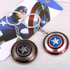 Брелок Щит Капитана Америки