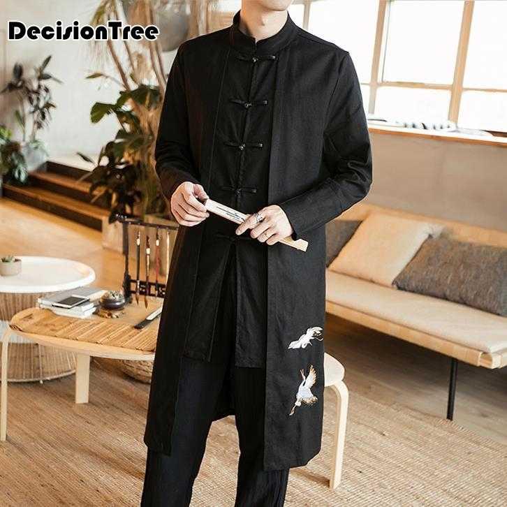 5044383b2 2019 summer mens kimono japanese clothes streetwear dragon printed casual  kimonos jackets harajuku japan style cardigan