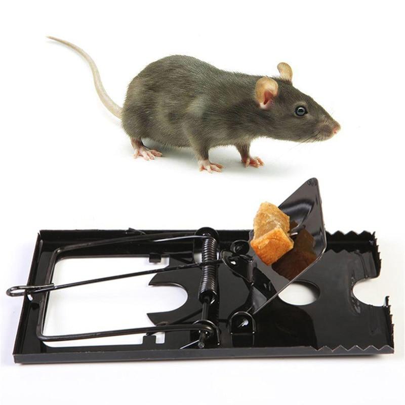 New Aleekit Reusable Mouse Rat Traps Pest Killer Control Trap Eco-friendly Mice Pest Catching Catcher Mousetraps