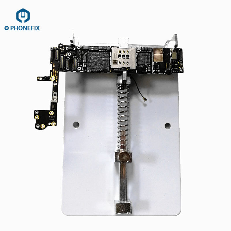 PHONEFIX Precision PCB Holder Soldering Repair Fixture For IPhone Samsung Motherboard Soldering Rework Platform