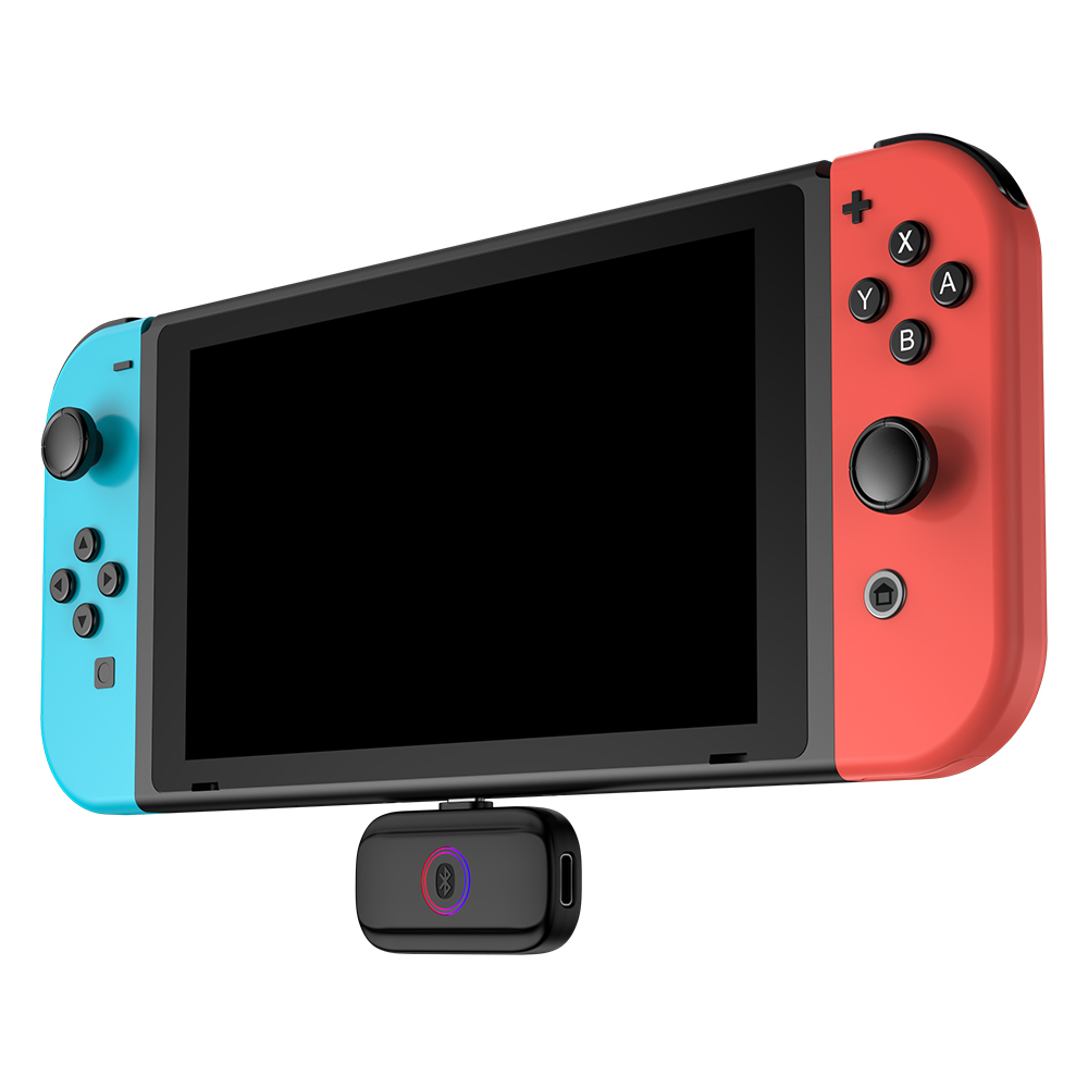 GameSir R3 Wireless Bluetooth Adapter for Nintendo Switch Audio Transmitter for AirPods Bluetooth Headphones Speaker Plug