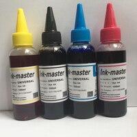 T1281 Dye Ink For Epson T1281 T1284 Stylus S22 SX125 SX130 SX230 SX235W SX420W SX425W SX435W