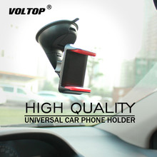 אוניברסלי לרכב הר שמשה קדמית טלפון סלולרי מחזיק Smartphone רכב טלפון מחזיק Ipad מעמד מתכוונן