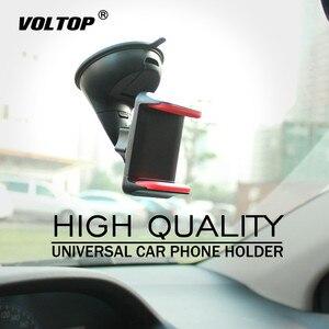 Image 1 - אוניברסלי לרכב הר שמשה קדמית טלפון סלולרי מחזיק Smartphone רכב טלפון מחזיק Ipad מעמד מתכוונן