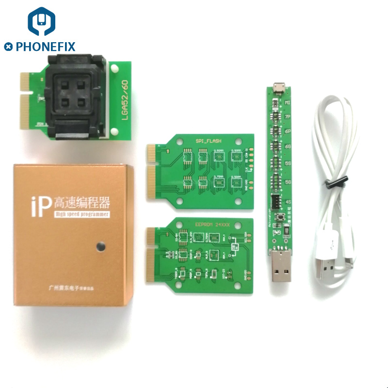 PHONEFIX IP Box V3 IP BOX 3 High Speed NAND Programmer for iPhone iPad 4s 5 5c 5s 6 6plus NAND Memory Upgrade Tools-in Power Tool Sets from Tools    1