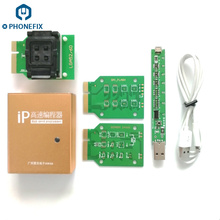 PHONEFIX IP Box V3 IP BOX 3 High Speed NAND Programmer for iPhone iPad 4s 5 5c 5s 6 6plus NAND Memory Upgrade Tools