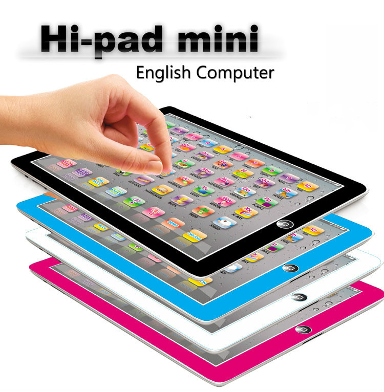 Y-pad Touch Voice Learning Machine English Abc Learning Machine Toys Wholesale Puzzle Toys