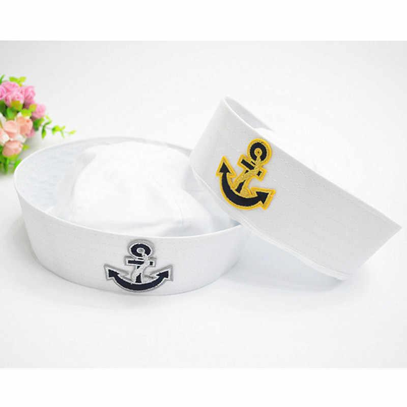 Military Hats 2018 Men and Women Seaman Big Arrow Navy Cap Captain Sailor  Hat Cap Performance