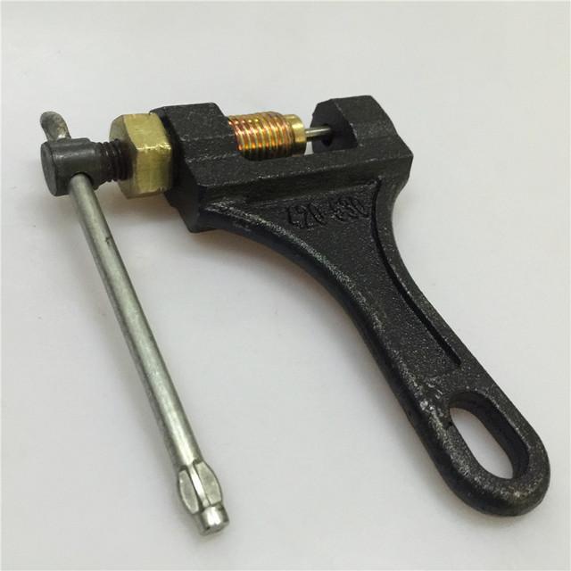 STARPAD Demolição ferramenta de cadeia dispositivo cadeia pin cadeia Robusto grande ferramentas de reparo da motocicleta frete grátis 420-530