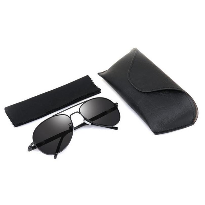 No Degree Polarized Fishing Glass Full Frame Polarized Sunglass 4 Colors Men Sport Glasses