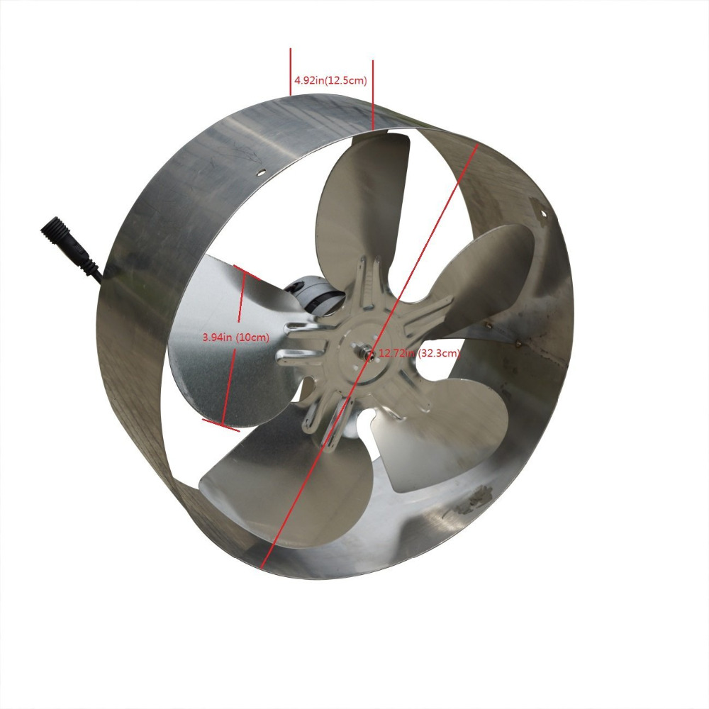 25 Watt Solarbetriebene Dachboden Ventilator Solar Ventilatoren Solardach  Ventilator Solar Vent Für Boot RV