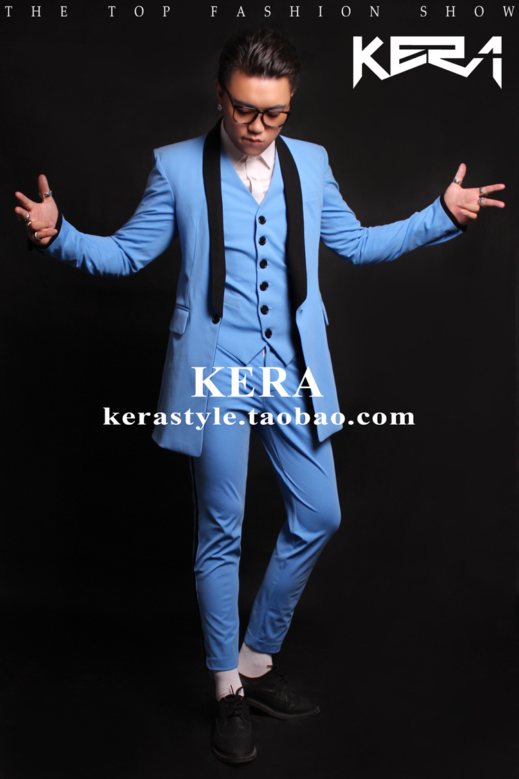 Popular Powder Blue Suit-Buy Cheap Powder Blue Suit lots from ...