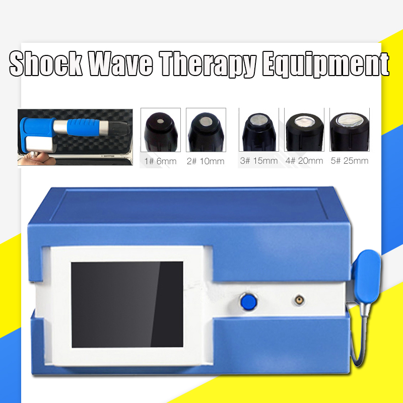Imported Compressor  Unlimited Shots Shock Wave Therapy Machine/shock Wave Therapy Machine/extracorporeal Shock Wave Therapy