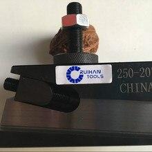 250-207 универсальный держатель инструмента для распорки, используемый с 250-200 поршневым типом фиксации инструмента и 250-222 gib Тип инструмента