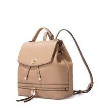 AMELIE GALANTI женские рюкзаки 2018 удобный большой ёмкость из мягкой искусственной кожи несколько цветов классический стильный женский рюкзак