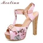 Meotina Women Sandal...