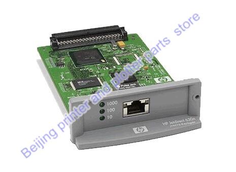 все цены на Free shipping 100% new original JetDirect 630N J7997G Ethernet Internal Print Server Network Card and DesignJet Plotter Printer онлайн