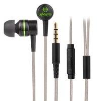 URBANFUN Balanced Armature 3 5mm In Ear Earphone Hybrid Driver 1dd 1ba HiFi Metal Earphone Earplug