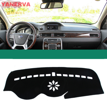 Interior Car Dashboard Cover Light Avoid Pad Photophobism Mat Sticker For Volvo S80L