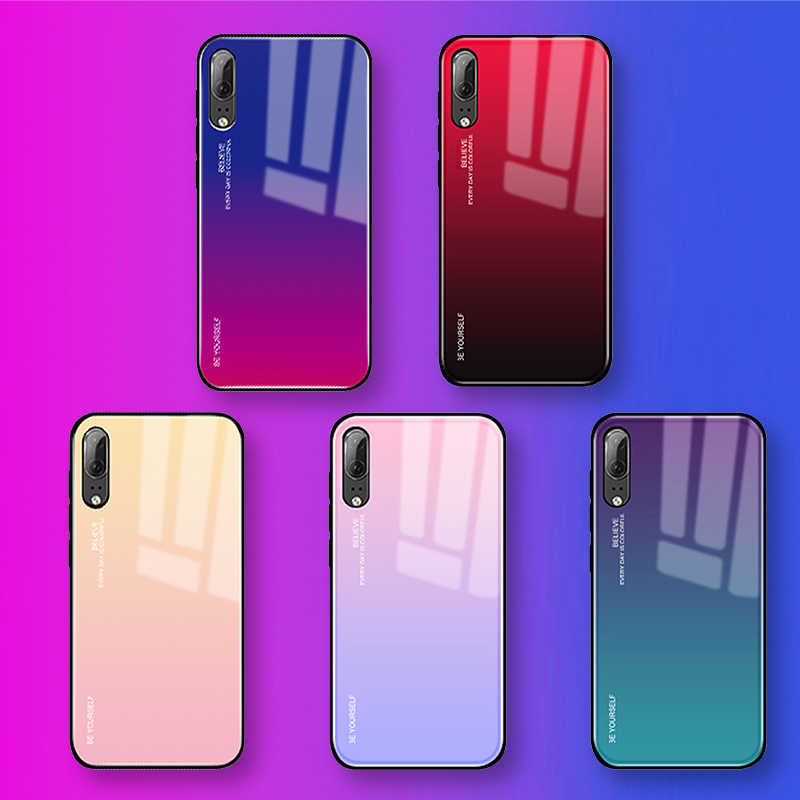Luxury Colorful Case For Huawei P20 Mate 20 10 P30 Pro P30 Lite Nova 4 3i 5 P Smart Plus Cases For Honor 20 10i 20i 8X 9 Lite