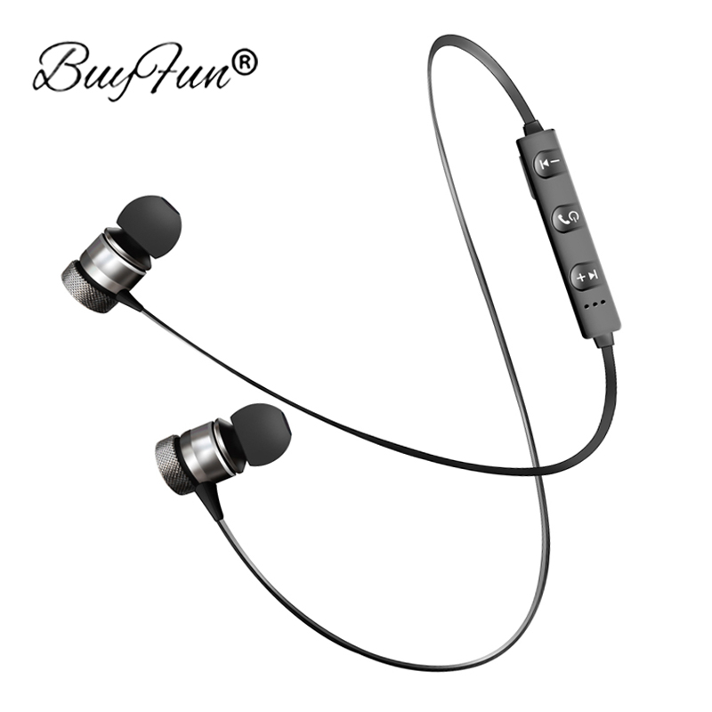 V4.1 Universal TWS In-ear Bluetooth Earphone Sport Music Magnetic Headset For Apple iPhone Samsung Xiaomi Phone Wireless Earbuds