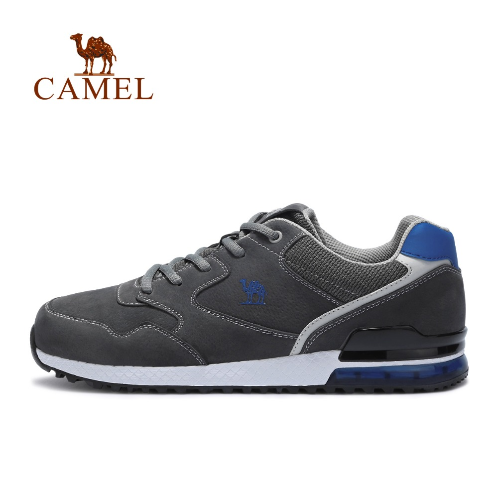 CAMEL windproof vamp non-slip outsole running sports shoes for men high quality outdoor walking jogging sneakers spor ayakkab