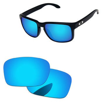 Ice Blue Mirror Polarized Replacement Lenses ...