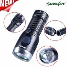R02 Telescopic flashlight Portable Powerful Practical Tactical LED Flashlight koy r02 jk71