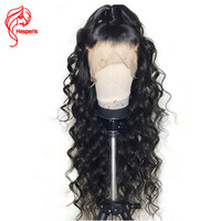 Hesperis 150% Density 13x6 Lace Front Wigs For Women Brazilian Remy Hair Lace Front Human Hair Wigs Pre plucked With Baby Hair