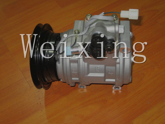 auto ac compressor parts 10PA15C for Mitsubishi Pajero V32 MR149363