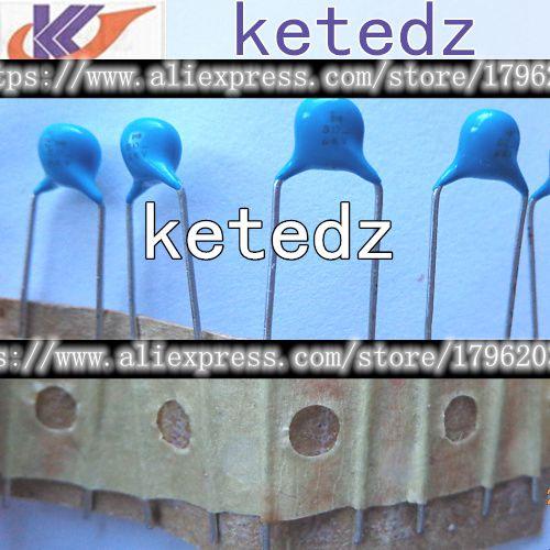 (20pcs/lot) 1PCS ceramic capacitors 6KV5 6KV 5P 5D 5J ...