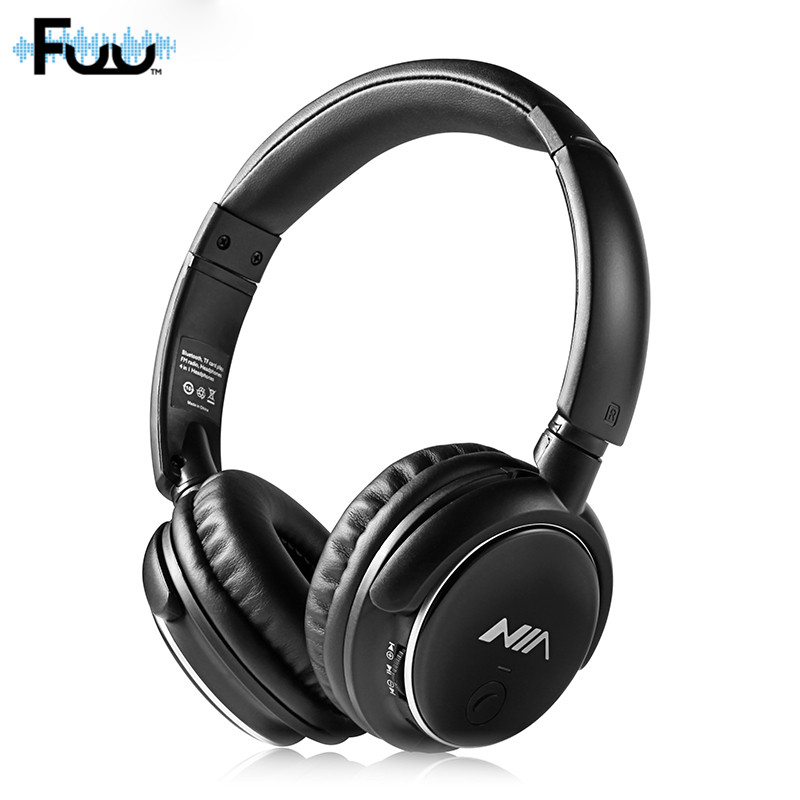 High Quality wireless headphone fone de ouvido	Music Stereo Headset Bluetooth Earphone v4.0 Bluetooth earphone headphone SP045 bluetooth earphone headphone for iphone samsung xiaomi fone de ouvido qkz qg8 bluetooth headset sport wireless hifi music stereo