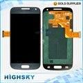 Nova testado substituição para samsung galaxy s4 mini i9190 lcd screen display com digitador assembléia toque 1 peça frete grátis