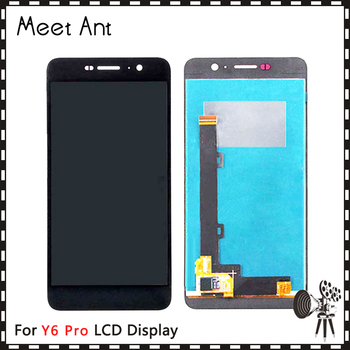 10pcs/lot High Quality 5.0'' For Huawei Y6Pro TIT-U02 Y6 Pro TIT-AL00 LCD Display Screen With Touch Screen Digitizer Assembly image